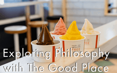 Exploring Philosophy with The Good Place