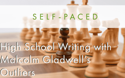 High School Writing with Malcolm Gladwell's Outliers (Self-Paced)